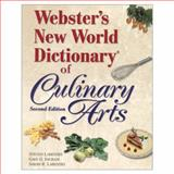 Webster's New World Dictionary of Culinary Arts, Labensky, Steven and Ingram, Gaye G., 0130966223