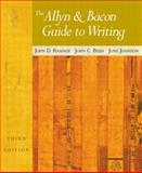 The Allyn and Bacon Guide to Writing, Ramage, John D. and Bean, John C., 0321106229