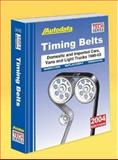 2004 Timing Belts (1985-2003 Models), Autodata Publications, Inc Staff, 1893026221