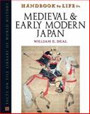 Handbook to Life in Medieval and Early Modern Japan, Deal, William E., 0816056226