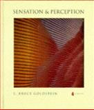Sensation and Perception, Goldstein, E. Bruce, 0534266223