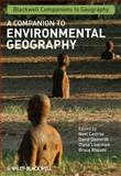 A Companion to Environmental Geography, Castree, Genevieve, 1405156228