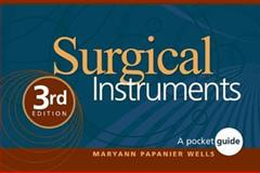 Surgical Instruments : A Pocket Guide, Christensen and Kockrow, 1416026223