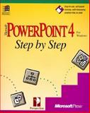 Microsoft PowerPoint 4 for Windows Step by Step, Perspection, Inc. Staff, 1556156227