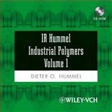 IR Hummel Industrial Polymers Vol. 1 : Natural and Synthetic Polymers, Elastomers and Fibers, Hummel, Dieter O., 3527316221