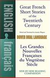 Great French Short Stories of the Twentieth Century, , 0486476235