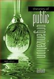 Theories of Public Organization, Denhardt, Robert B. and Catlaw, Thomas, 1439086230