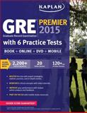 GRE® Premier 2015 with 6 Practice Tests