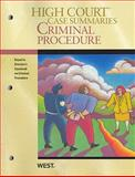 Criminal Procedure, Keyed to Dressler, West Law School, 0314266232