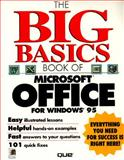 The Big Basics Book of Microsoft Office, Alpha Development Group Staff, 1567616232