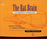The Rat Brain in Stereotaxic Coordinates, George Paxinos, Charles Watson, 012547623X