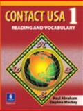 Contact USA 1 : Reading and Vocabulary, Abraham, Paul and Mackey, Daphne, 0130496235