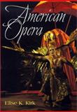 American Opera 9780252026232
