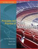 Principles and Practice of Sport Management, Barr, Carol and Hums, Mary, 0763726230