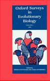 Oxford Surveys in Evolutionary Biology 1991, Futuyma, Douglas J. and Antonovics, Janis, 0195076230