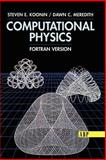 Computational Physics, Steven E. Koonin, 0201386232