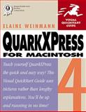 QuarkXPress 4 for Macintosh, Weinmann, Elaine, 0201696231