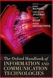 The Oxford Handbook of Information and Communication Technologies, , 0199266239