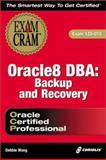 Oracle 8 DBA, Debbie Wong, 1576106233