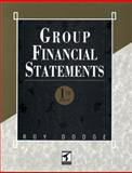 Group Financial Statements, Dodge, Roy, 1861526237