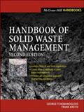 Handbook of Solid Waste Management, Kreith, Frank and Tchobanoglous, George, 0071356231