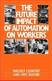 The Future Impact of Automation on Workers 9780195036237