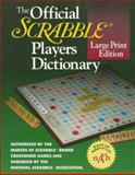 The Official Scrabble Players Dictionary, Merriam-Webster, Inc. Staff, 0877796238