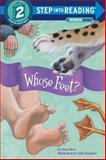 Whose Feet?, Nina Hess, 0375826238