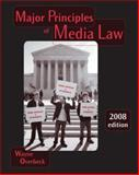 Major Principles of Media Law, Overbeck, Wayne, 0495096237