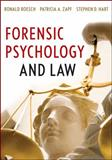 Forensic Psychology and Law, Roesch, Ronald and Zapf, Patricia A., 0470096233