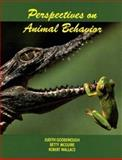 Perspectives on Animal Behavior, Goodenough, Judith and McGuire, Betty, 0471536237
