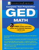 GED Math, LearningExpress Staff, 1576856232