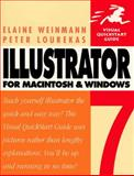 Illustrator 7 for Macintosh and Windows, Weinmann, Elaine and Lourekas, Peter, 020169624X