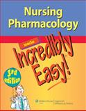 Nursing Pharmacology, Lippincott Williams and Wilkins Staff, 1451146248