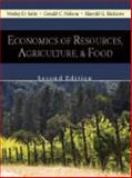 Economics of Resources, Agriculture, and Food, Seitz, Wesley D. and Nelson, Gerald C., 1577666240