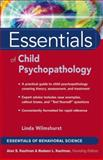 Essentials of Child Psychopathology, Wilmshurst, Linda, 0471656240