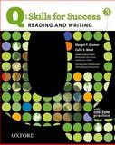 Q: Skills for Success - Reading and Writing, Level 3, Ward, Colin S. and Gramer, Margot F., 0194756246