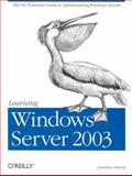 Learning Windows Server 2003, Hassell, Jonathan, 0596006241