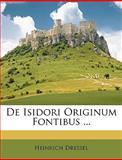 De Isidori Originum Fontibus, Heinrich Dressel, 114835624X