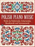 Polish Piano Music, Ignace Jan Paderewski and Frances A. Davis, 0486406245