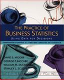 Business Statistics : Two-Way Analysis of Variance, Moore, David and Duckworth, William M., II, 0716796244