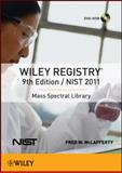 Wiley Registry of Mass Spectral Data, 9th ed. with NIST 2011 Set, McLafferty, Fred W., 1118016246