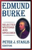 Edmund Burke : Essential Works and Speeches, Burke, Edmund and Stanlis, Peter J., 1412806240