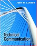 Technical Communication, Books a la Carte Plus MyTechCommLab CourseCompass, Lannon, John M., 0205606245