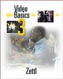 Video Basics 3, Zettl, Herbert, 0534526241