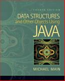 Data Structures and Other Objects Using Java, Main, Michael, 0132576244