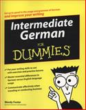 Intermediate German for Dummies, Wendy Foster, 0470226242