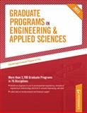 Graduate Programs in Engineering and Applied Sciences 2013, Peterson's, 0768936241