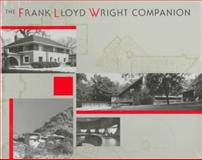 The Frank Lloyd Wright Companion, Storrer, William A., 0226776247