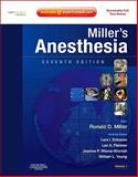 Miller's Anesthesia : Expert Consult Premium Edition - Enhanced Online Features and Print, 2-Volume Set, Miller, Ronald D. and Eriksson, Lars I., 1416066241